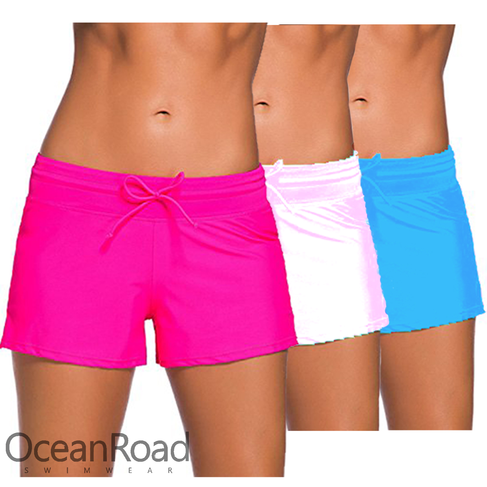 cafe2e7ed1 SALE LADIES SWIM SHORTS BOARD BOARDIES | oceanroadswimwear