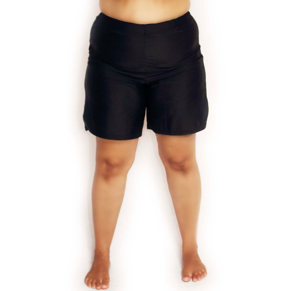 c6669c4abf562 Plus Size loose fit swimshorts for women